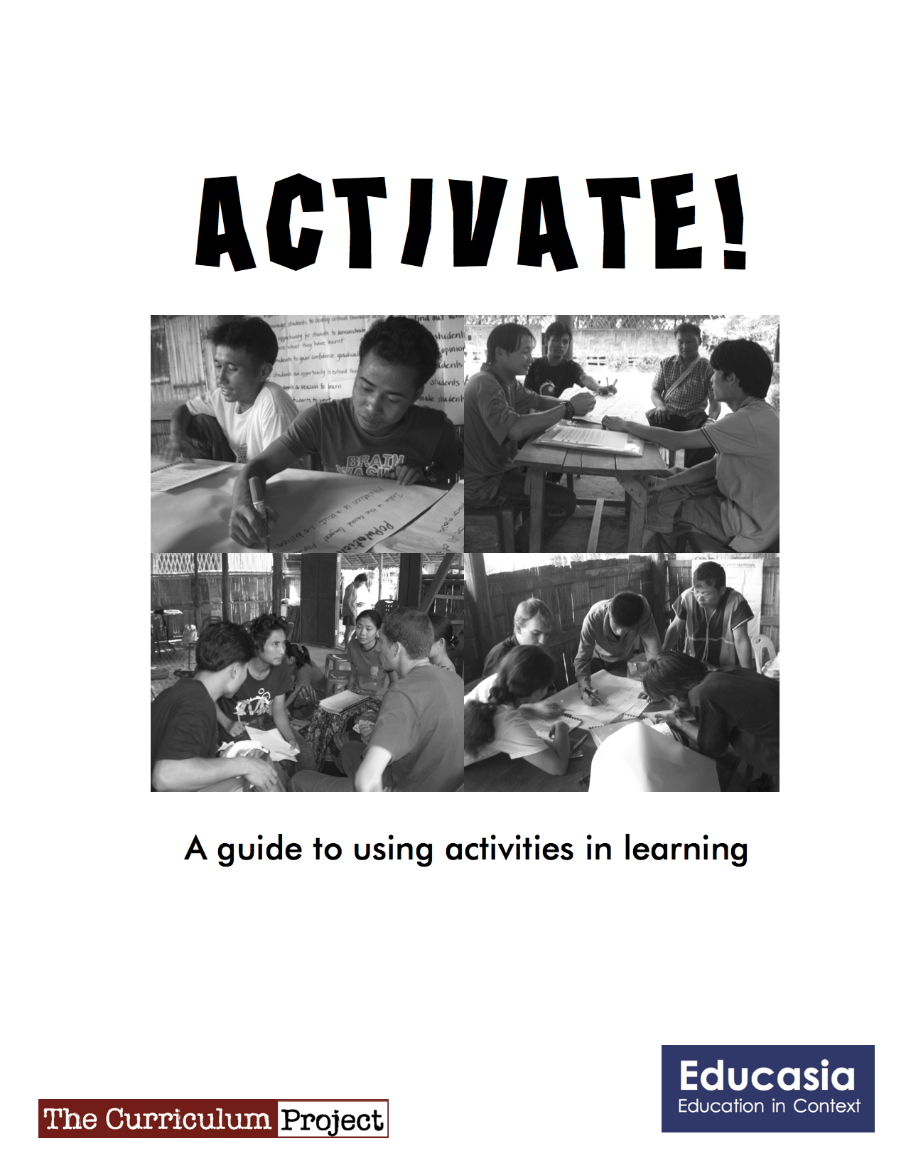 ACTIVATE! Cover