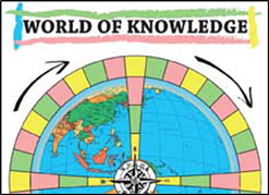 World of Knowledge English cover